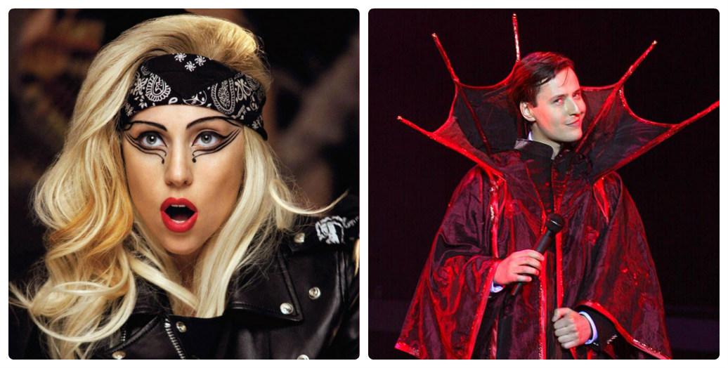 Lady GaGa мечтает о дуете с российским певцом Витасом