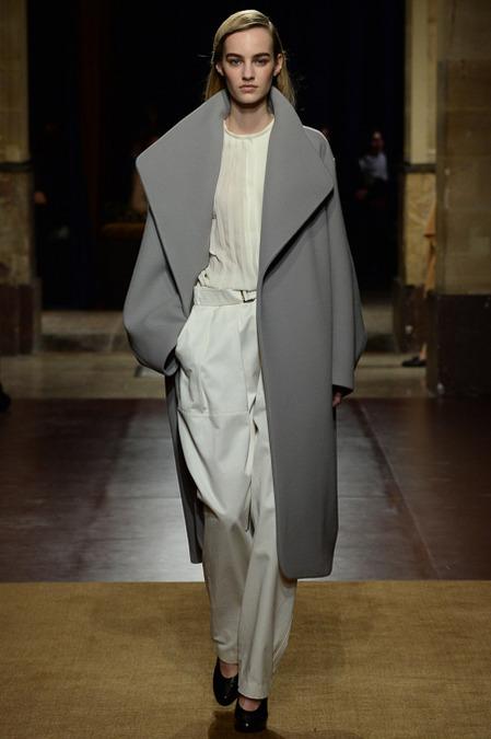 Объемные пальто – must-have осенне-зимнего сезона