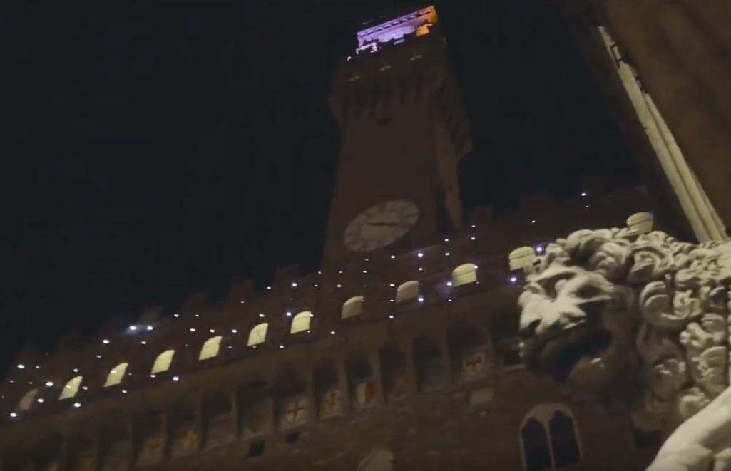 Фестиваль света во Флоренции