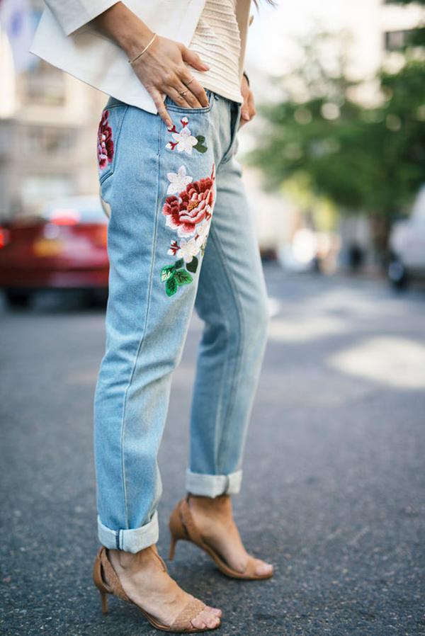 Ошибки стиля девушек с широкими бедрами: Декор
