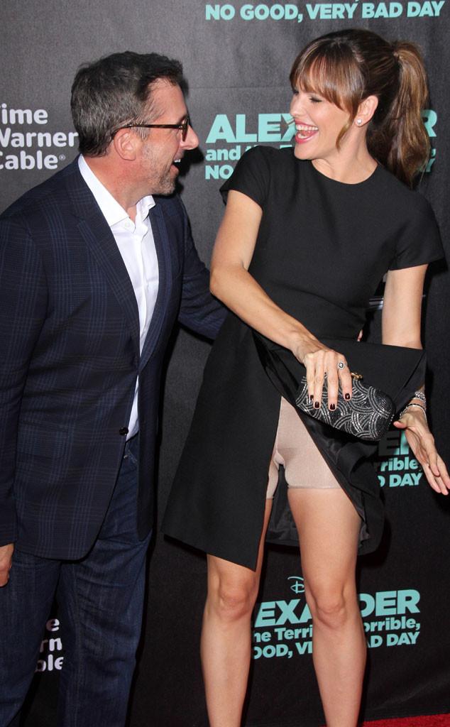Актриса Дженнифер Гарнер оказалась в эпицентре модного конфуза