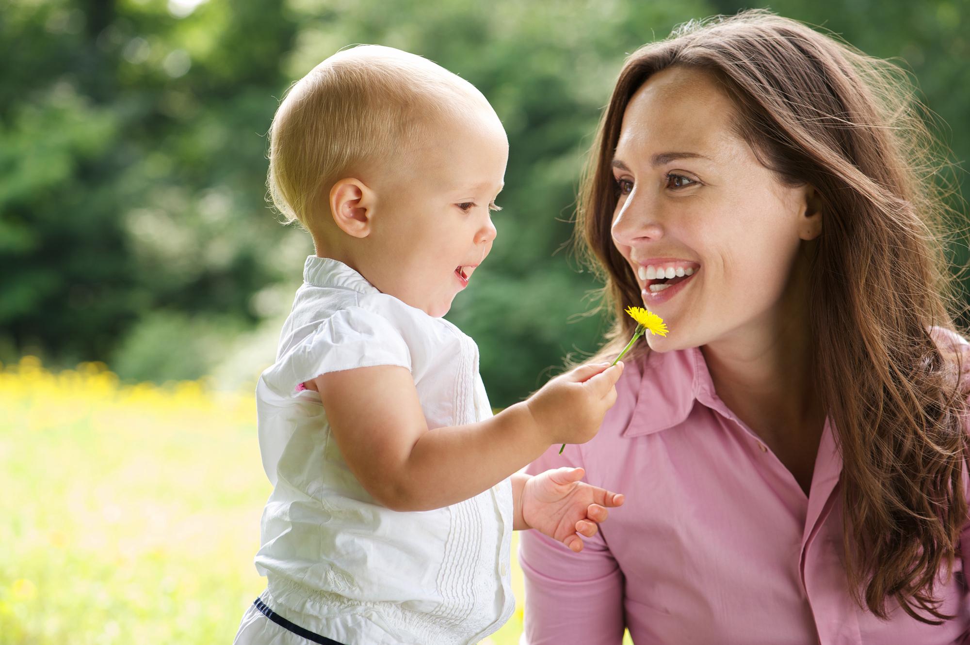 Как ускорить развитие детской речи