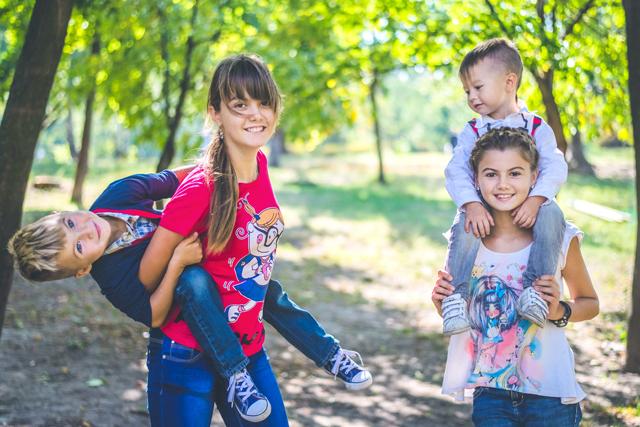 Дети Кати Бибик