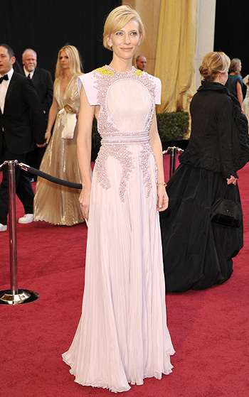 Кейт Бланшетт в Givenchy, 2011