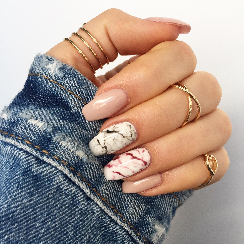 Как определить характер человека по ногтям? | Красивые ...