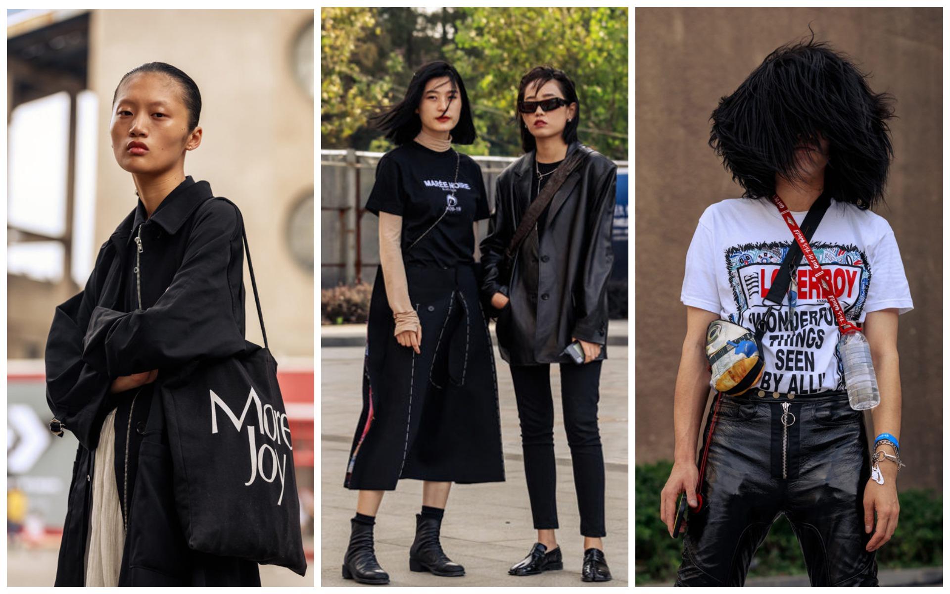 Гости Недели моды в Шанхае сезона весна-лето 2020