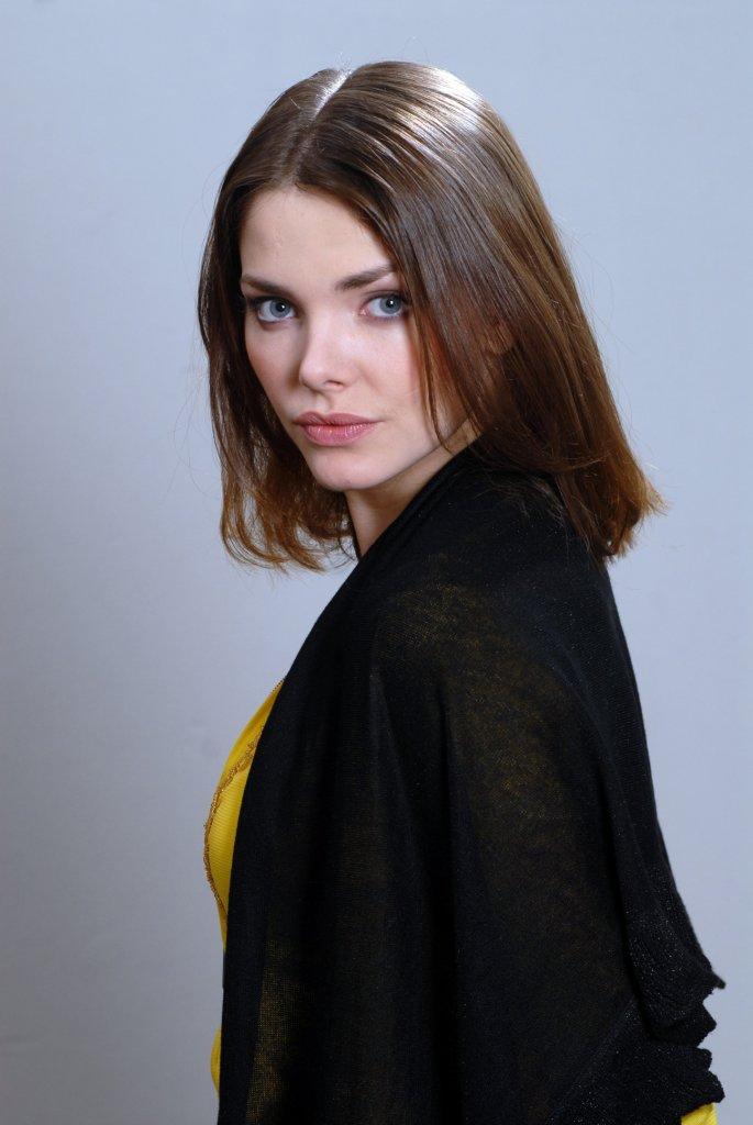 Российская актриса Лиза Боярская