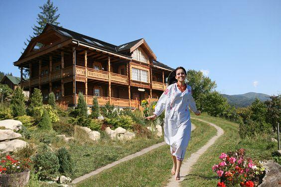 Карпатский курорт