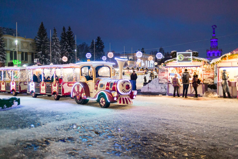 Окунуться в сказку: Куда сводить ребенка в Киеве 1 января 2020