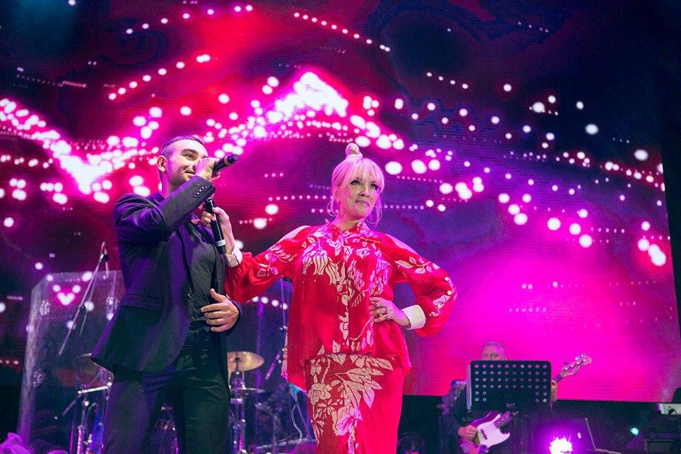 Лайма Вайкуле в августе привезет в Одессу фестиваль LAIMA RENDEZVOUS