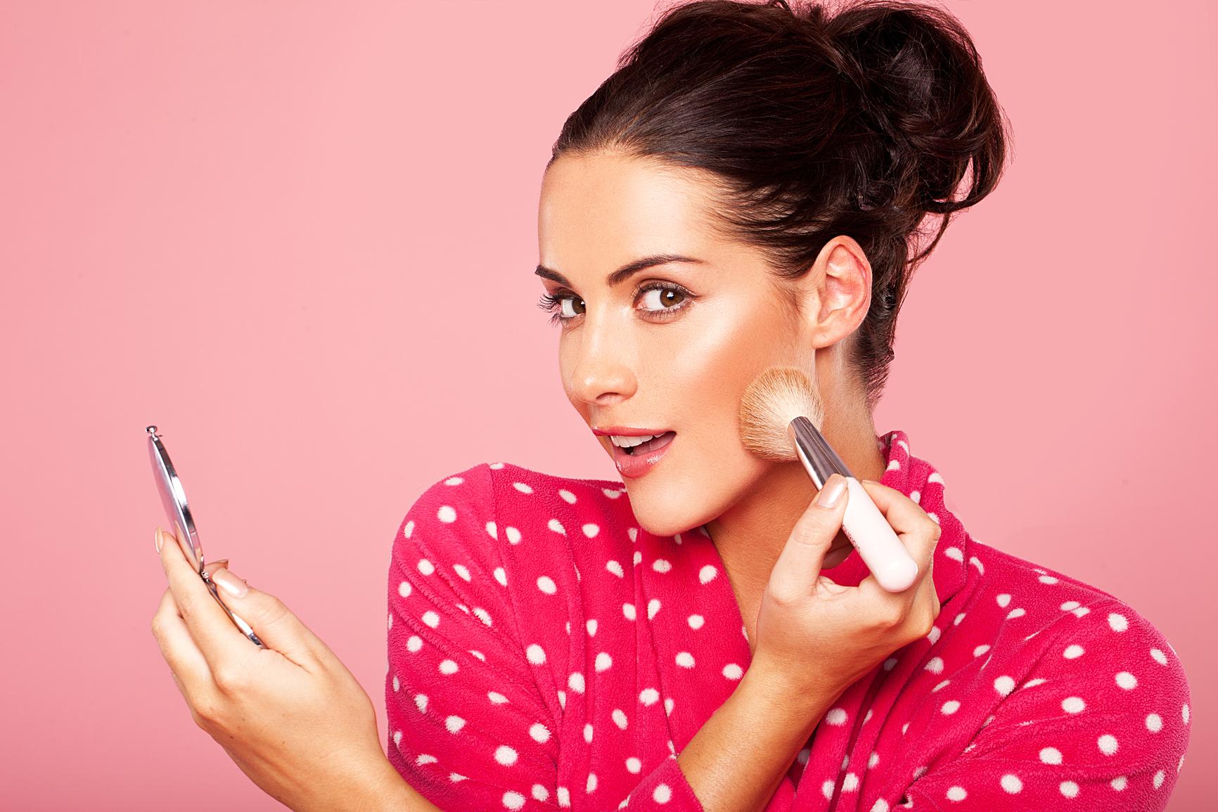 Маленькие секреты макияжа если вам за