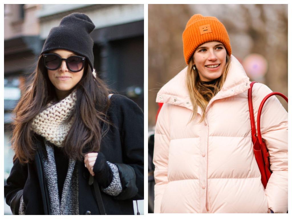 Антитренды на сезон зима 2019/20: Облегающая шапка