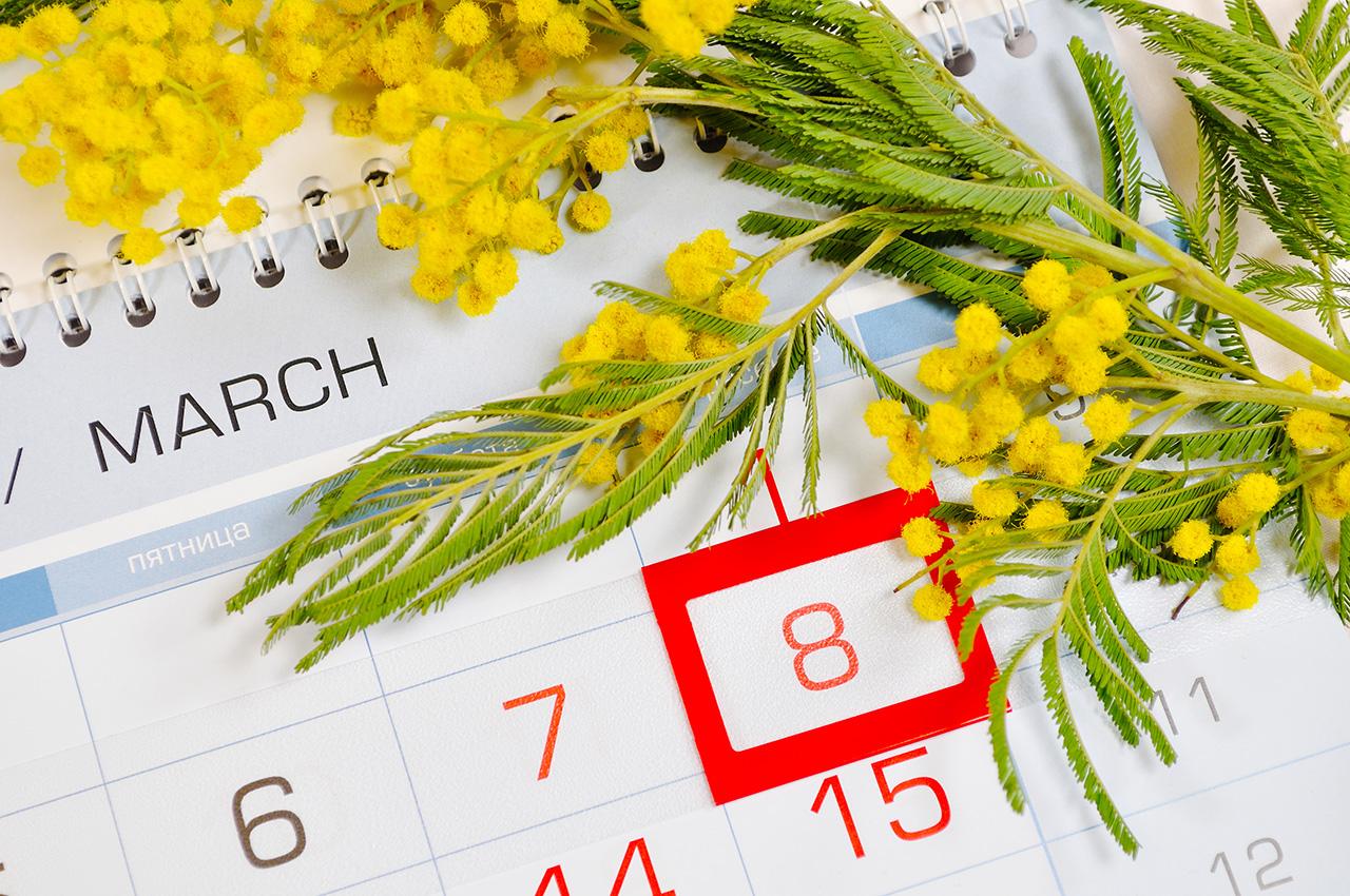 8 марта: что следует знать