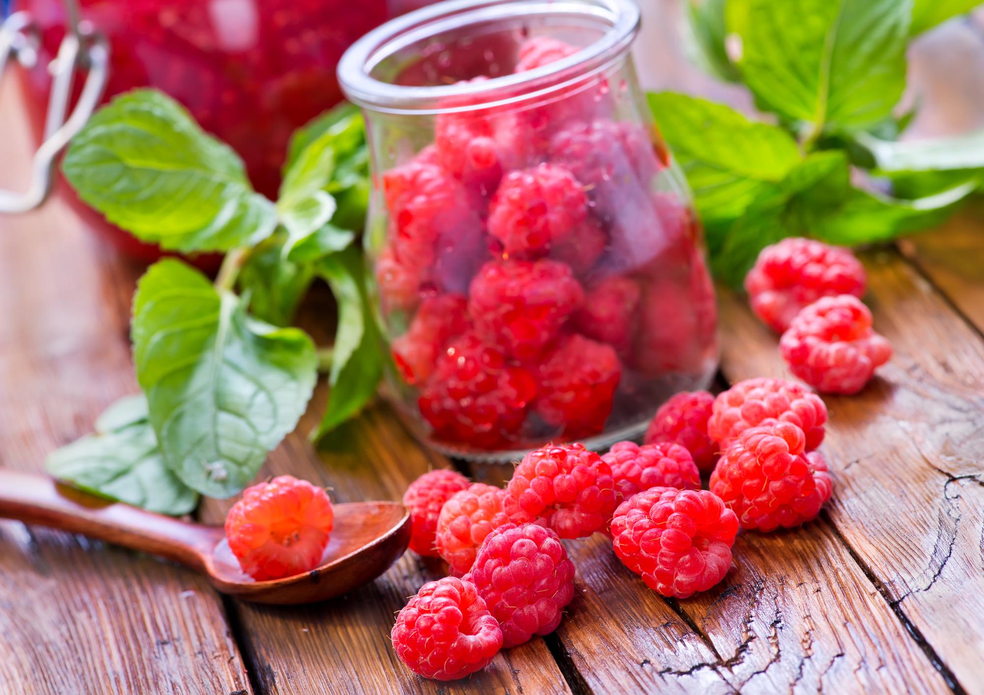 Малиновое варенье на фруктозе и сорбите: полезные рецепты
