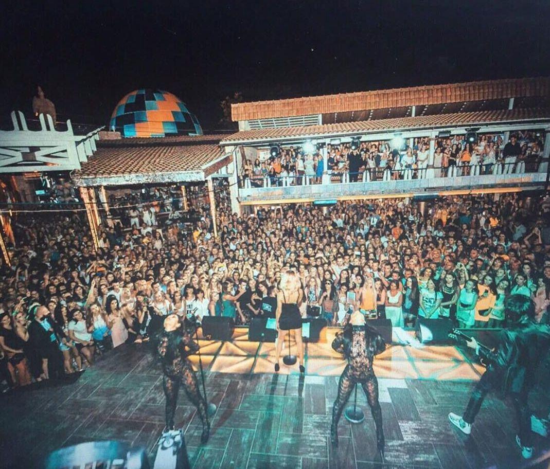 LOBODA извинилась перед поклонниками за доставленные неудобства на ее концерте