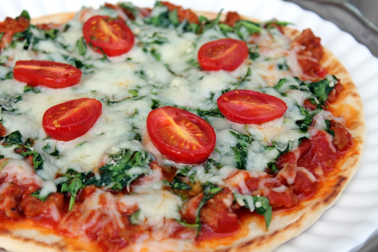 Пицца с брынзой рецепты 150