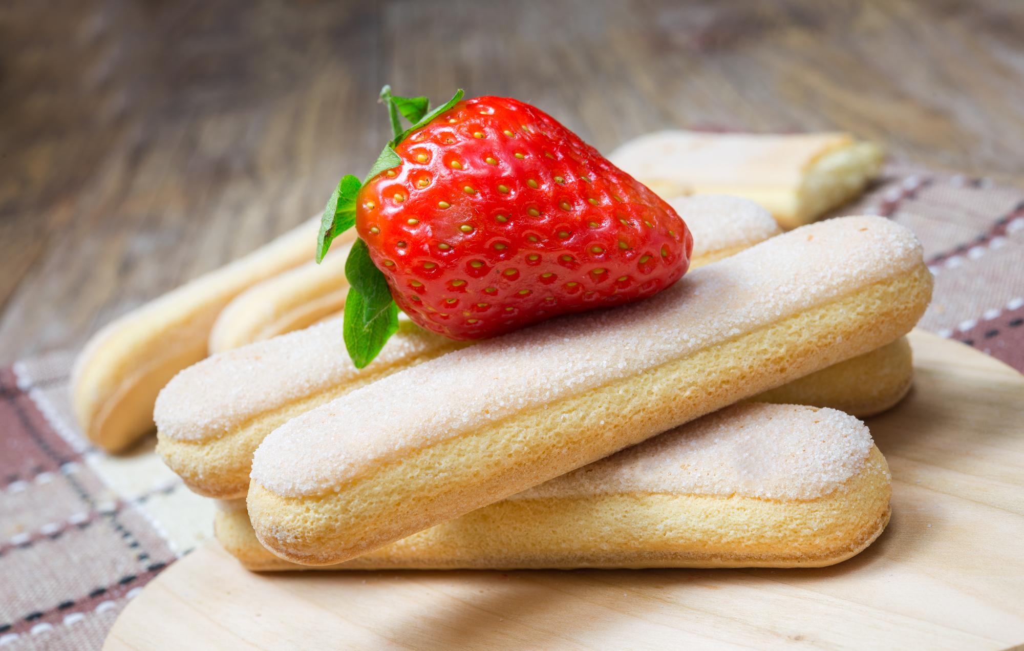 Печенье Савоярди: как приготовить знаменитое лакомство