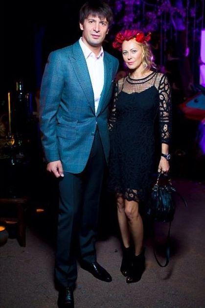 Шовковский и Аленова все еще состоят в официальном браке