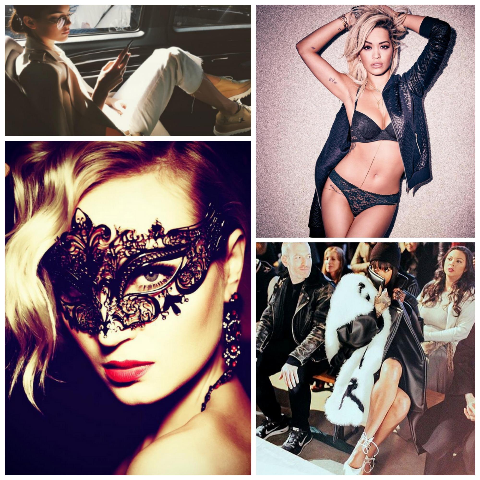 Instagram-обзор лучших фото звезд