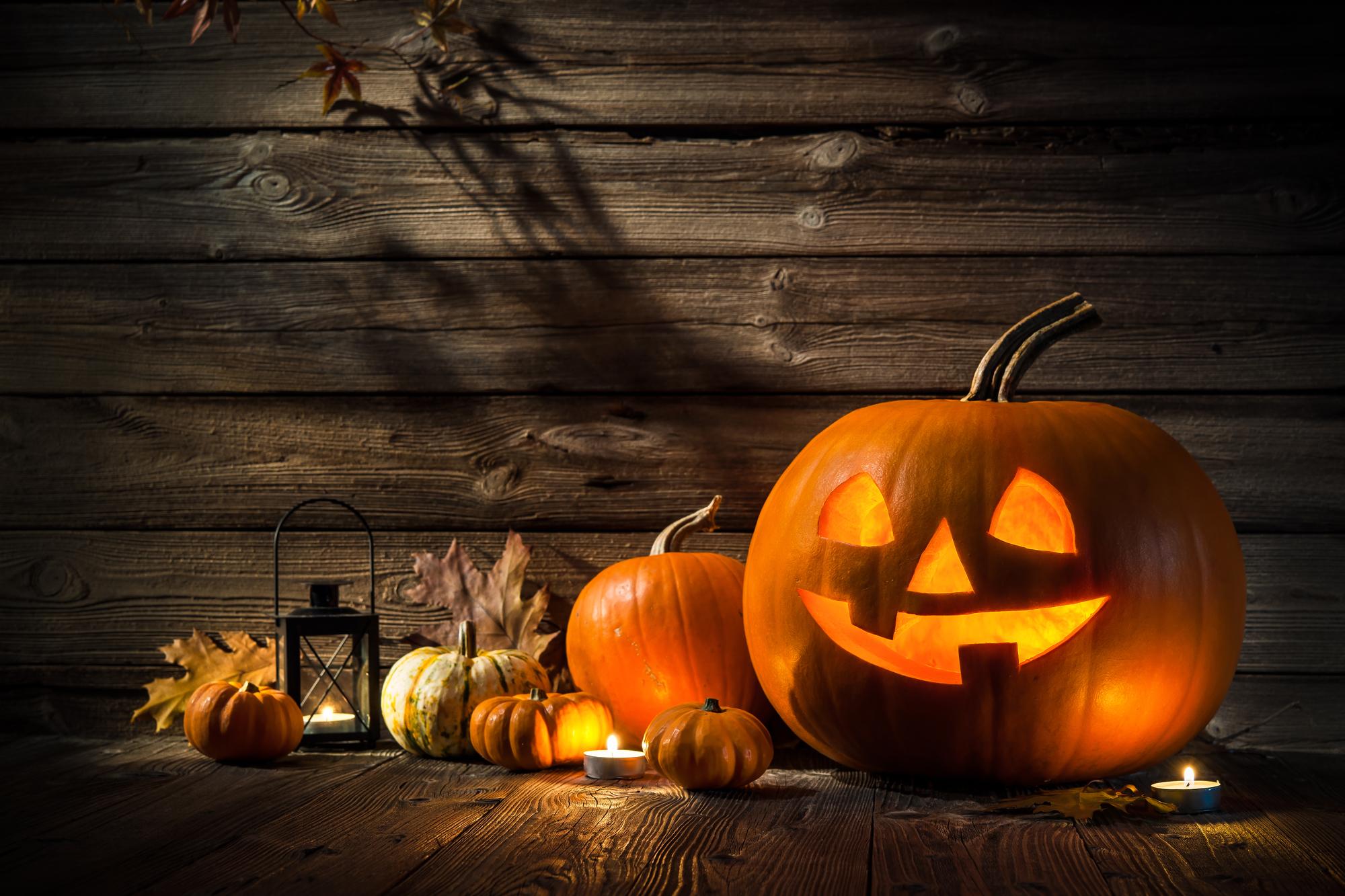 Хэллоуин 2019: история праздника