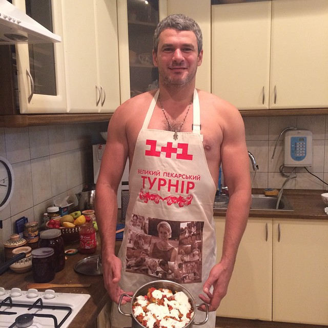 Арсен Мирзоян приготовил для Тони ее любимое блюдо