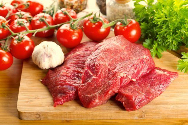 Мясо – главный источник белка, который принимает участие в формировании клеток и тканей организма