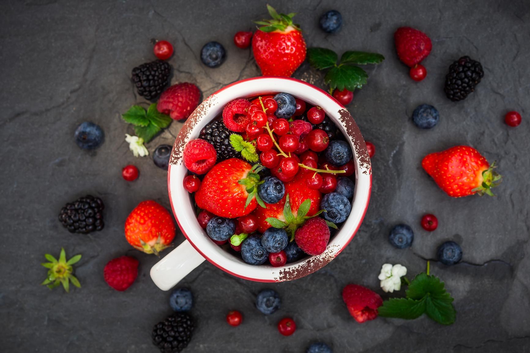 Правильное питание  ТОП7 золотых принципов для здоровья