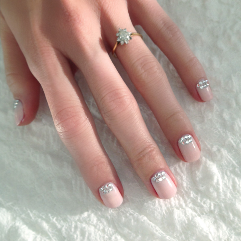 мода фото ногти