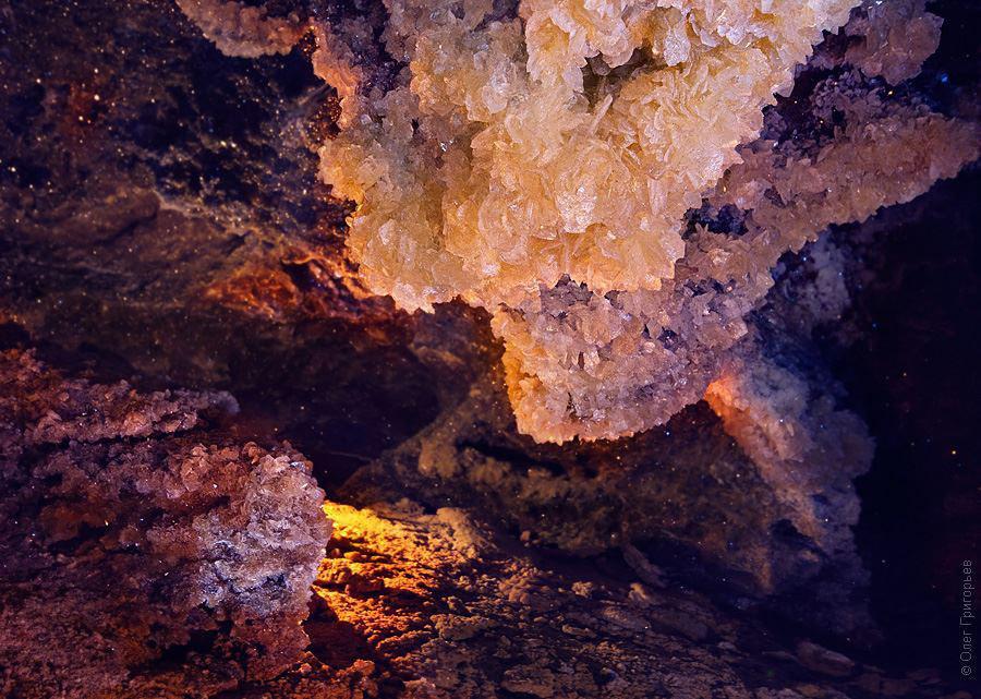 Подземные пещеры в Залиссе