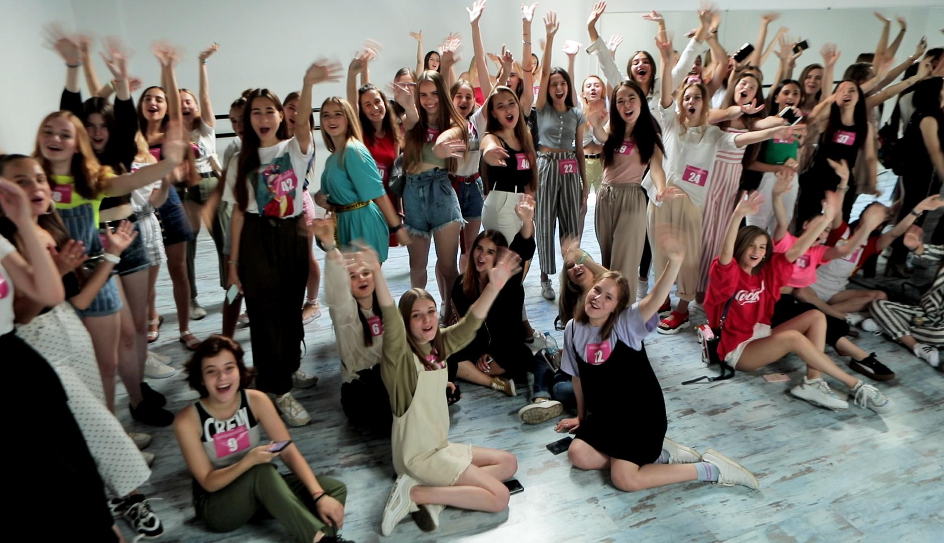 Open Kids собрали тысячи заявок кастинга #хочувopenkids