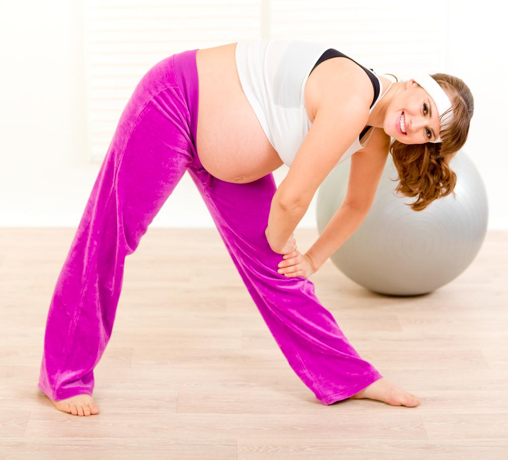 Гимнастика для беременных на 8 месяце 94