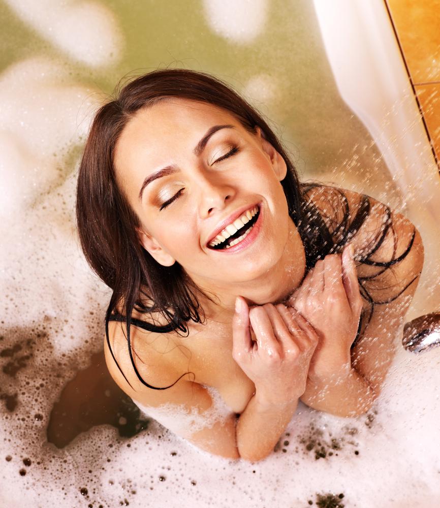 Утренний душ поможет тебе приободриться