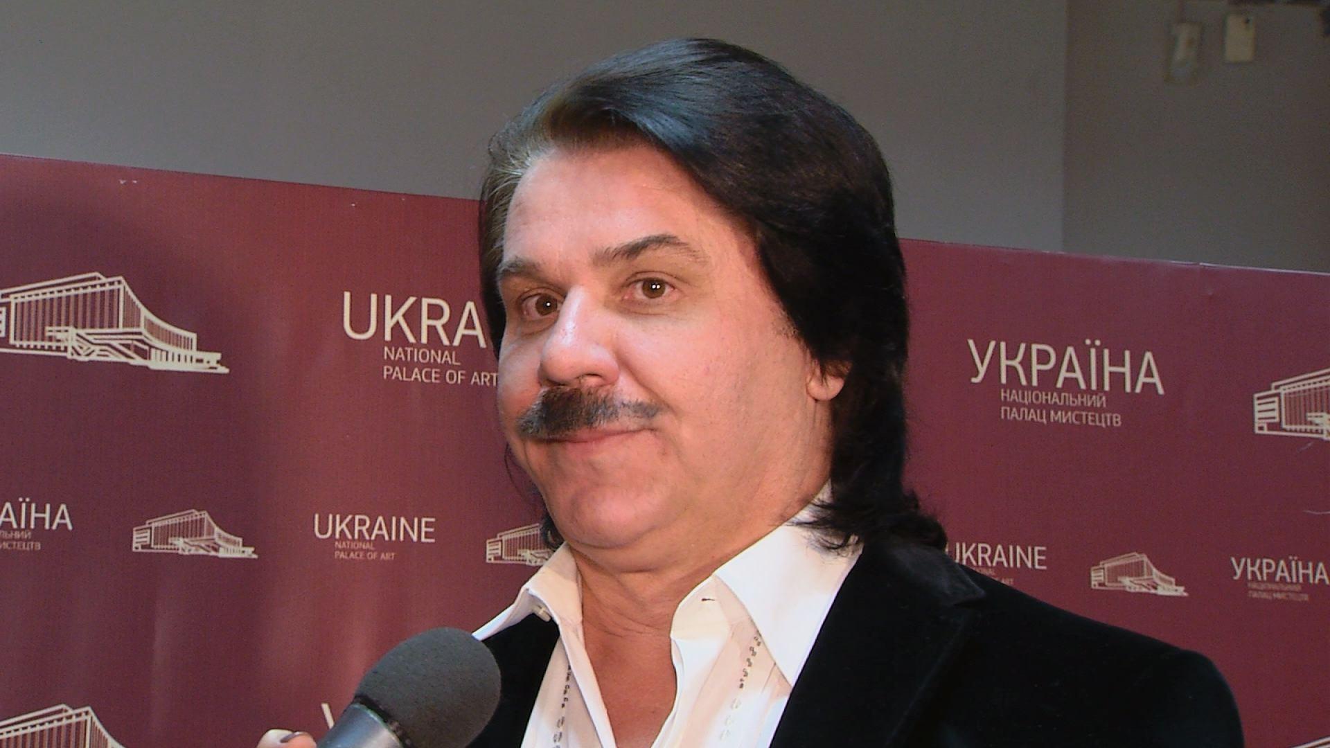 До Мукачева приїде Павло Зібров
