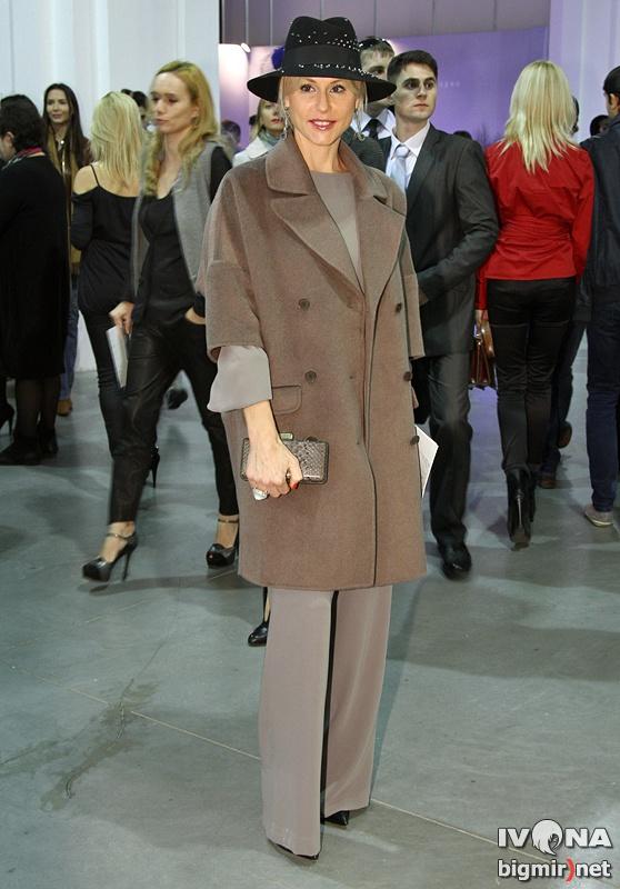 Пальто 2013 - выбор киевских модниц