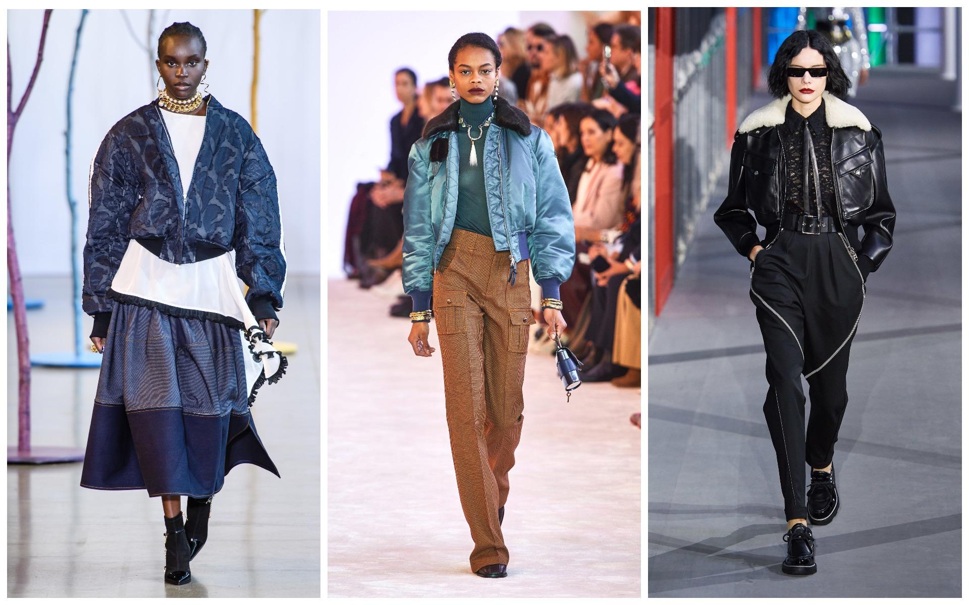 Куртку-авиатор выбирай в зависимости от своего индивидуального стиля