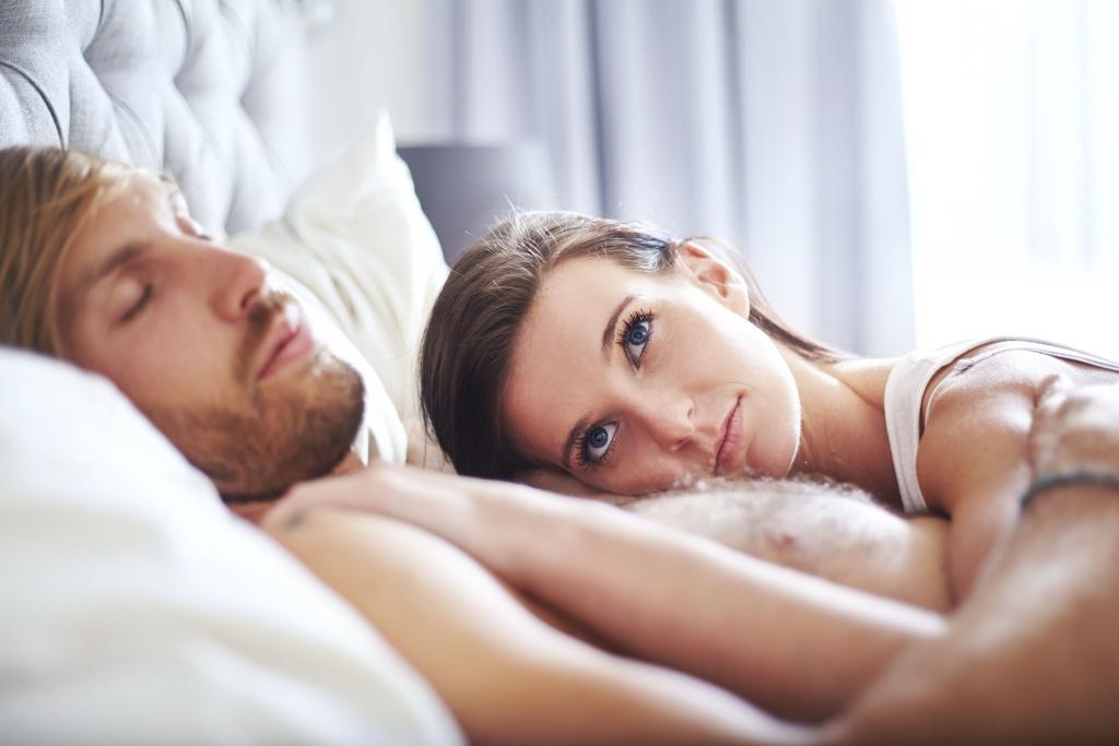 Ученые выяснили почему женщины испытывают оргазм