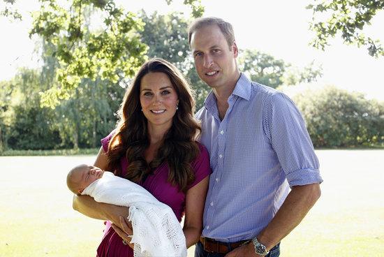 Кейт Миддлтон: первое официальное семейное фото