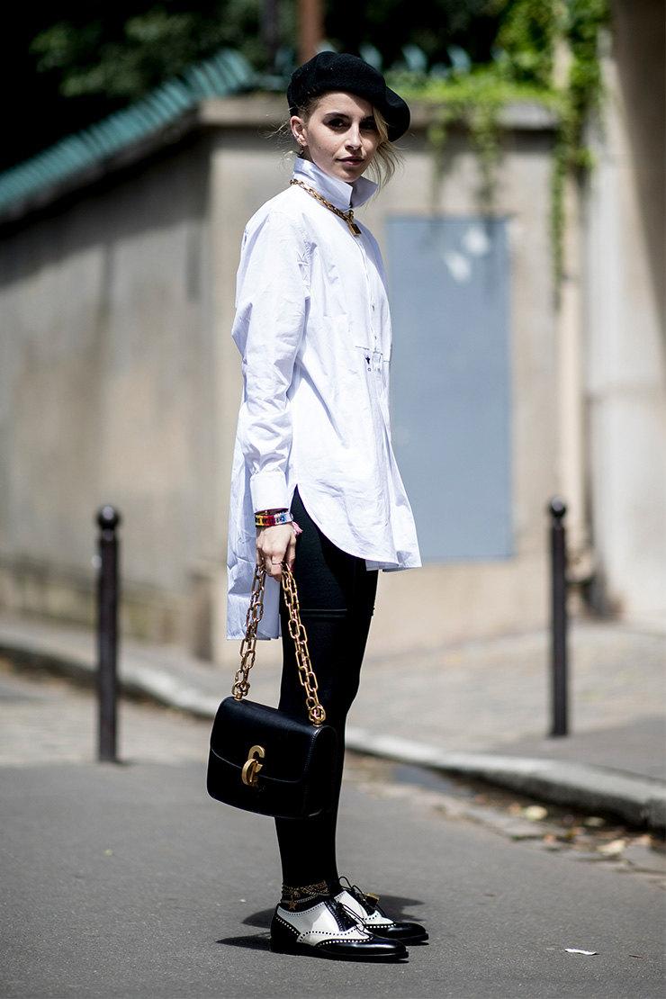 Вещи, которые всегда будут в моде: Рубашка