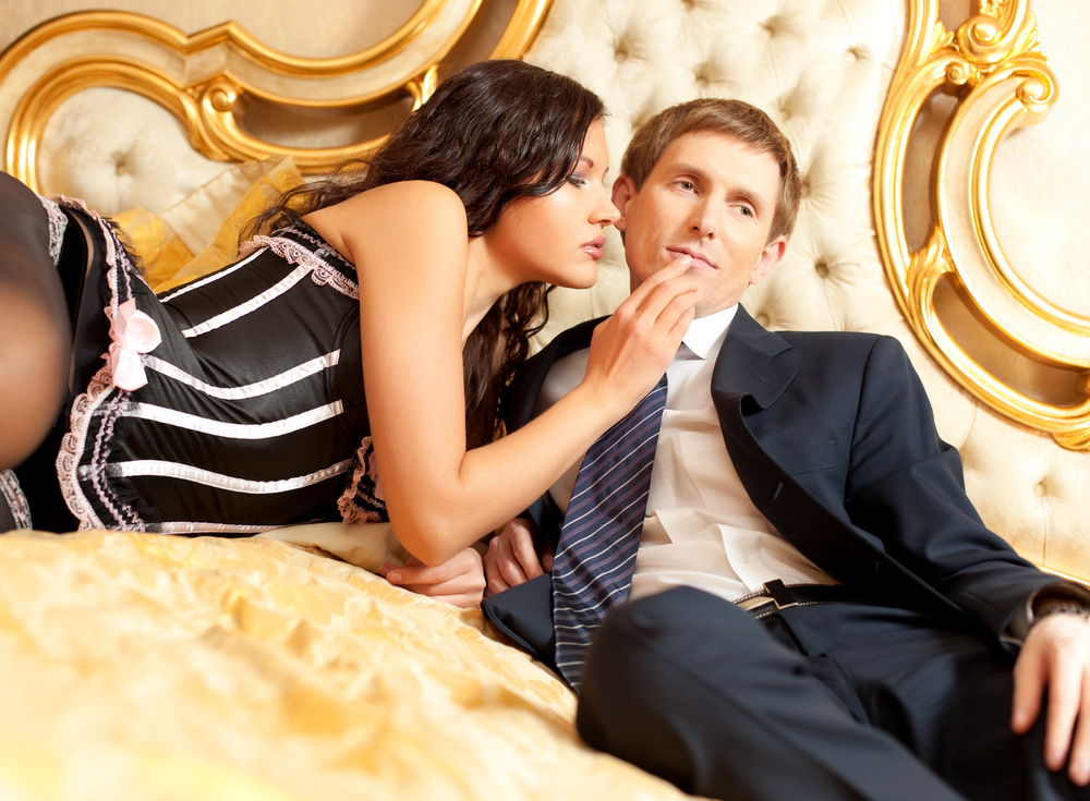 Влюбить девушку замужнюю знакомую как себя в