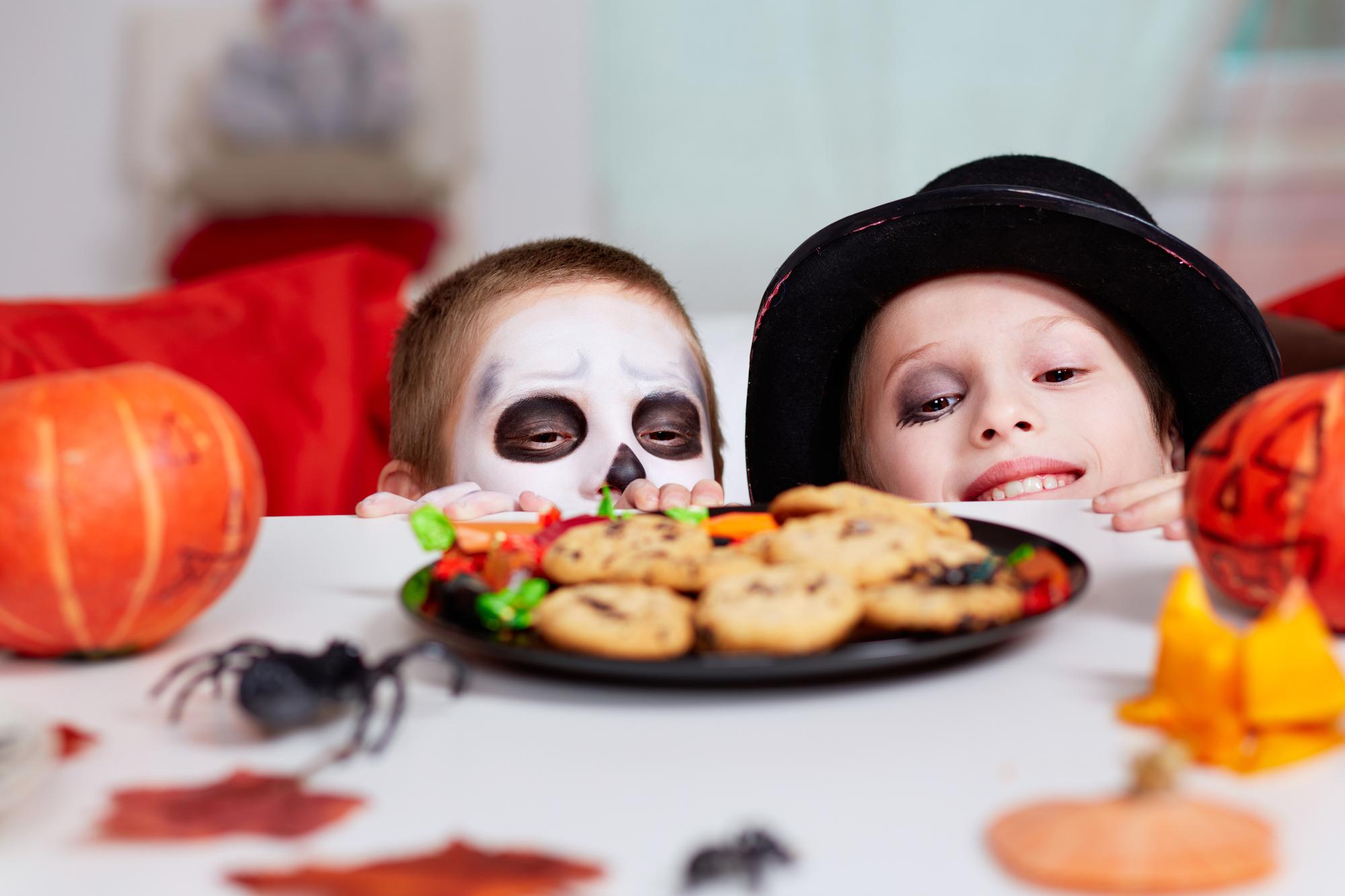 Детское меню на Хэллоуин: ТОП-10 рецептов