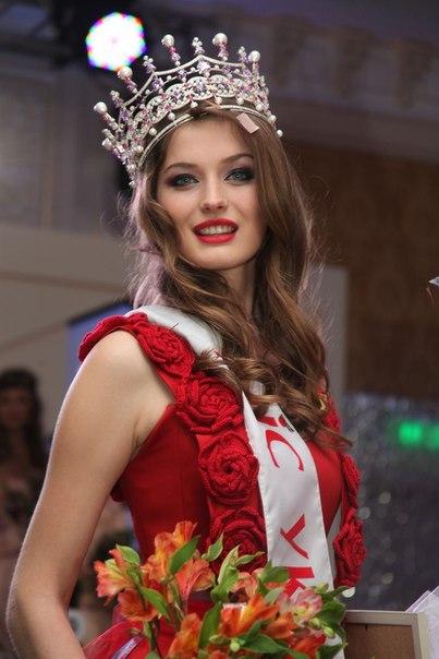 Анна Заячковская заняла призовое место в конкурсе талантов