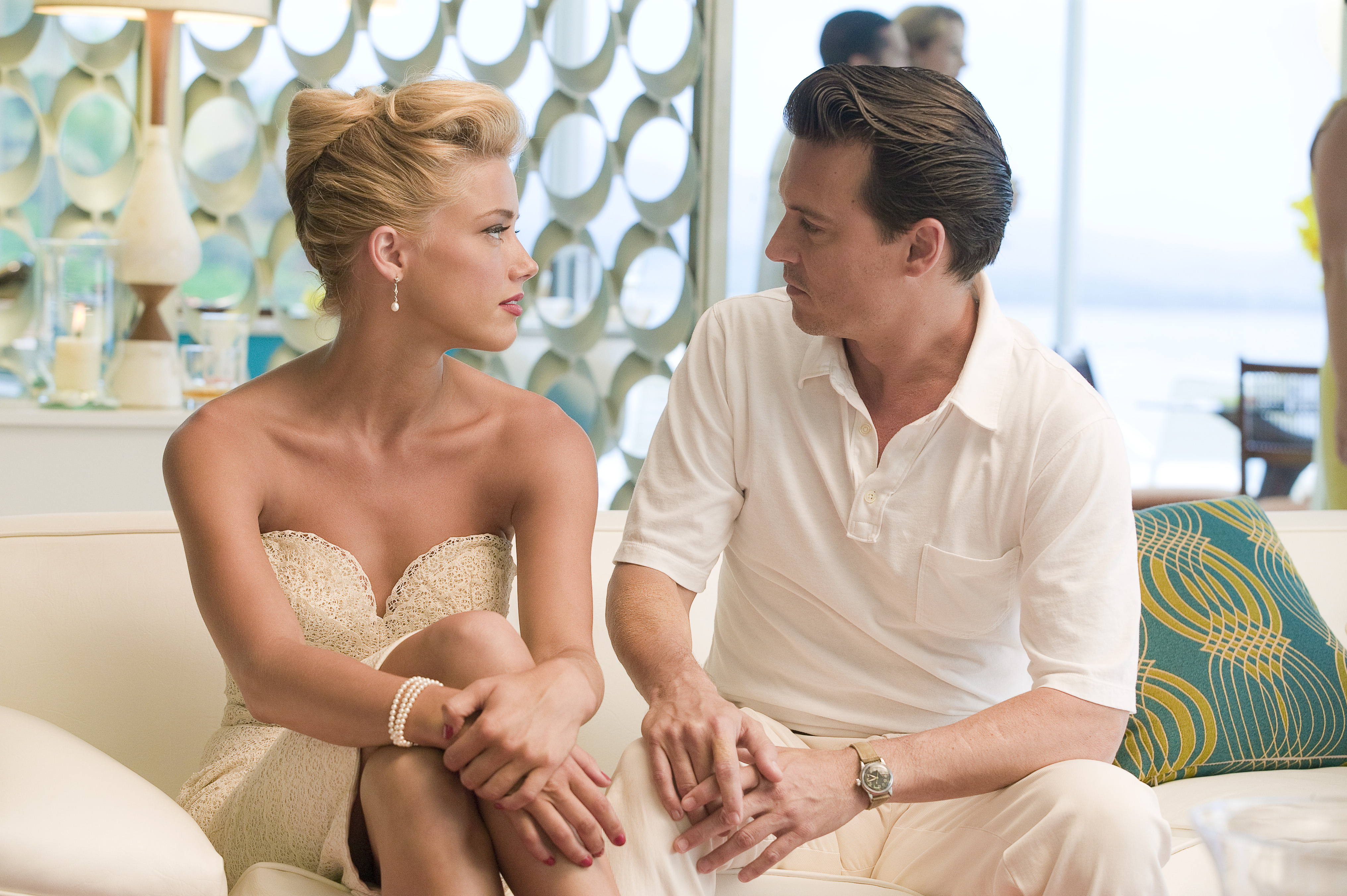Amber Heard's Hacked Video, Pics More - Celebs Amber heard rum diary photos