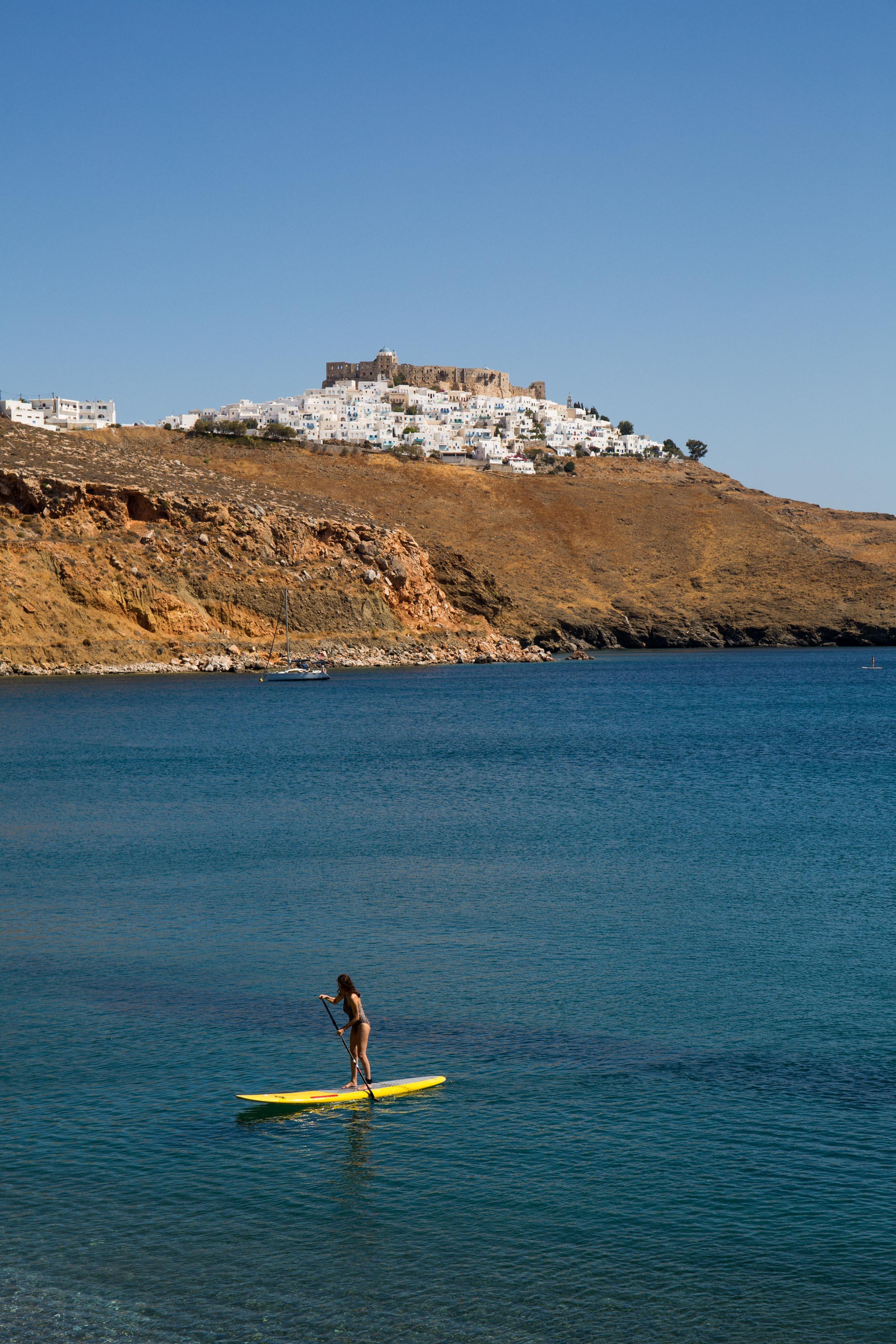 Астипалея – это небольшой греческий остров в Эгейском море