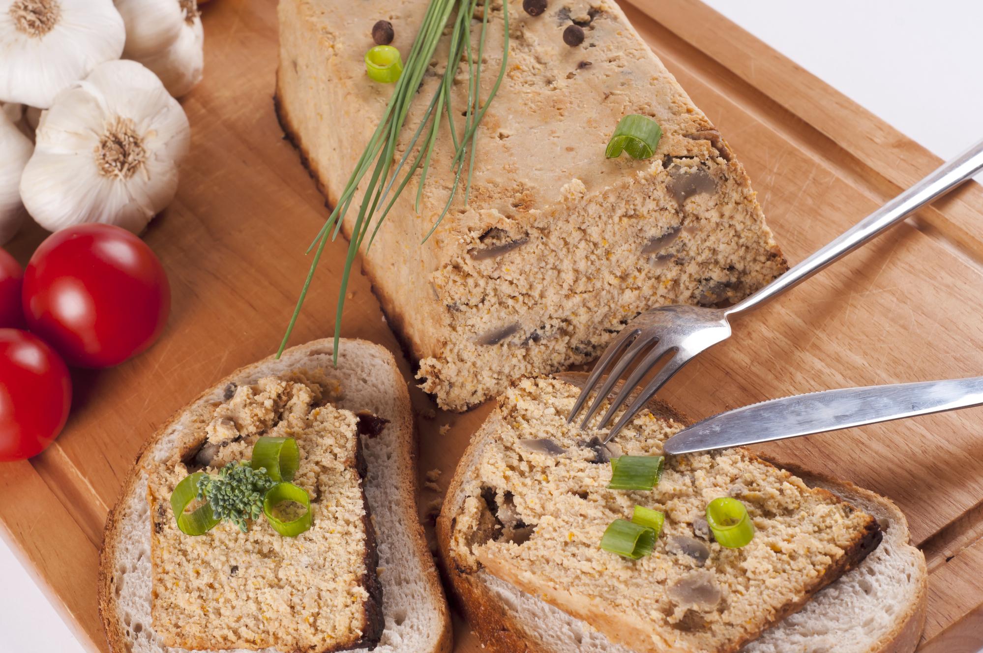 Быстрый рецепт: грибная закуска для бутербродов
