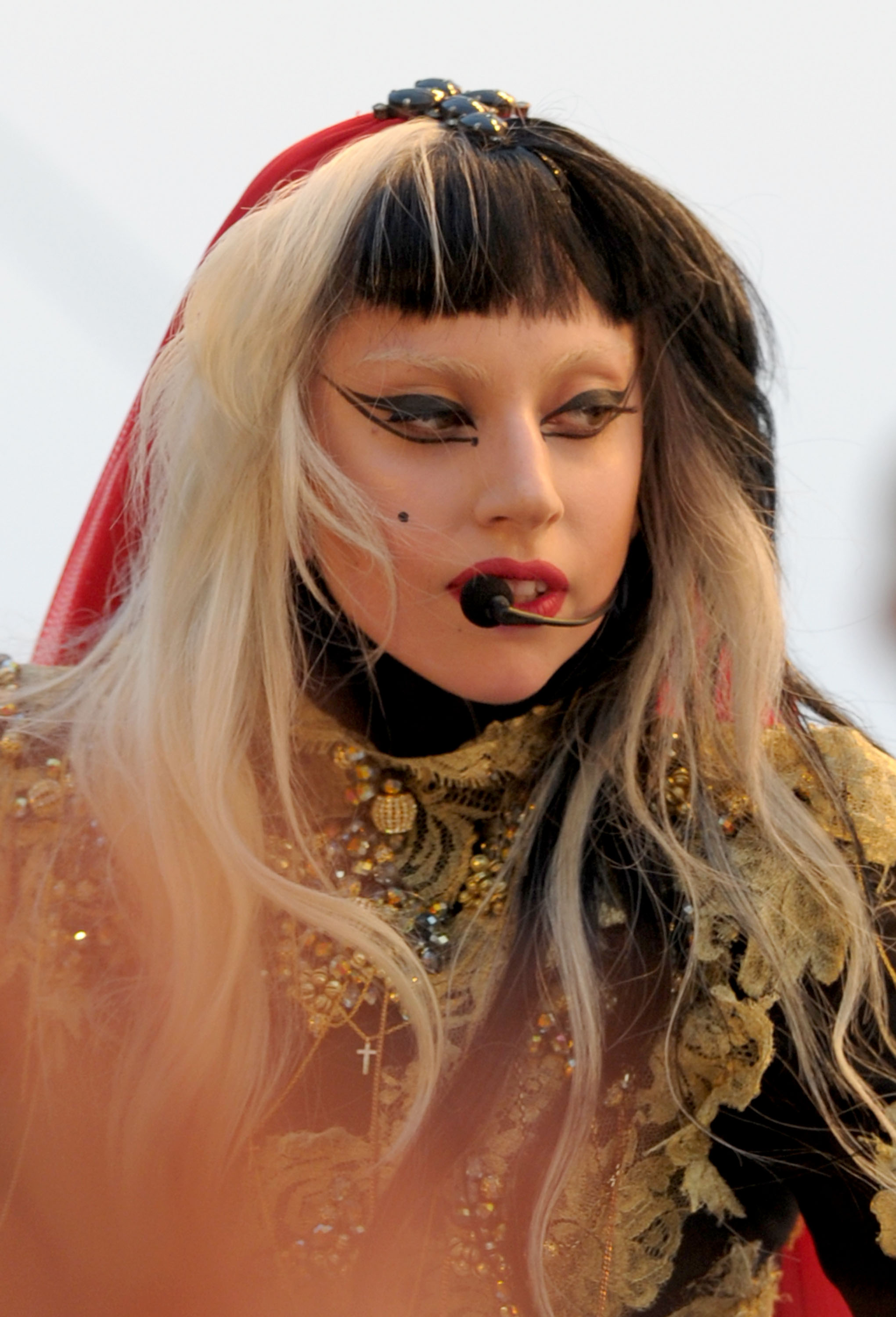 Lady gaga from la foto del momento