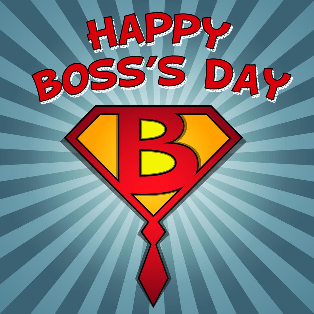 Прикольные поздравления с днём босса