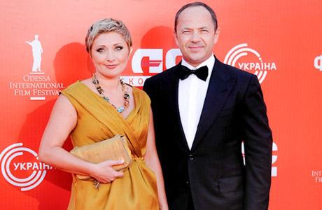 Бизнес-леди Виктория Тигипко уверяет, что у них с мужем Сергеем все отлично
