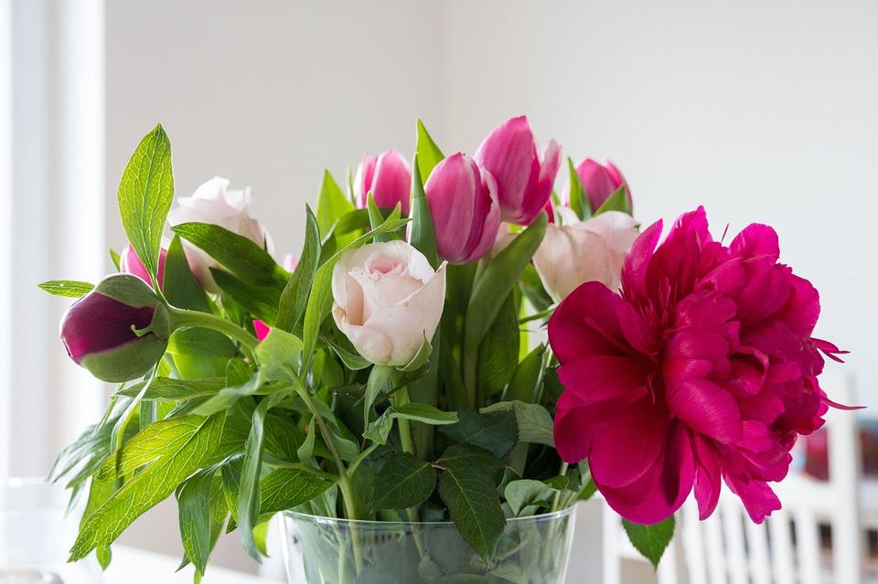 Как разместить цветы на узком подоконнике - 3af61