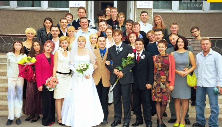 Фото со свадьбы Елены и Сергея Кравец