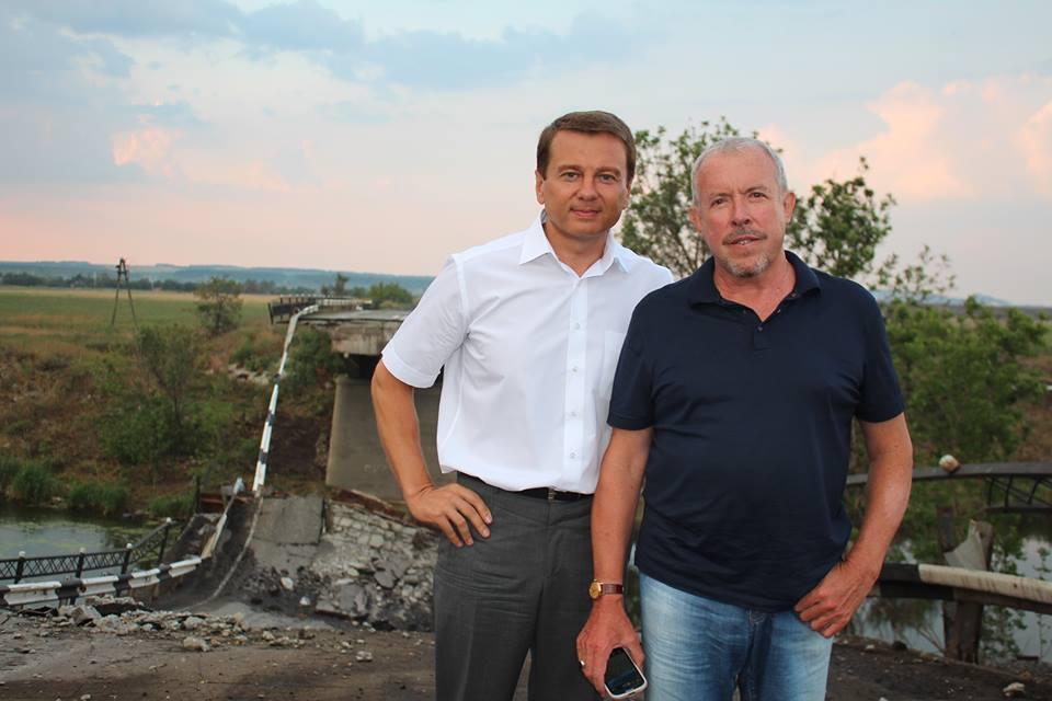 Тимофей Нагорный и Андрей Макаревич